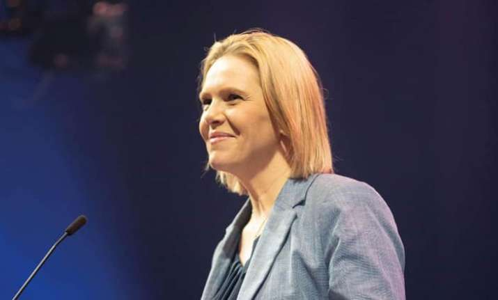 Listhaug made the comments while claiming that she would be