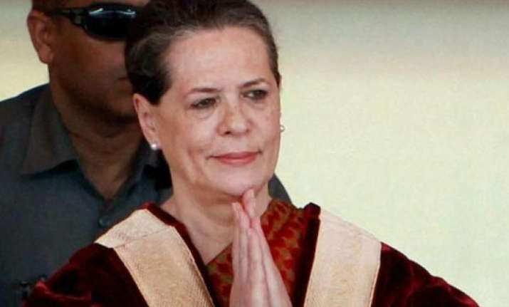 Sonia Gandhi kicks off Project 272 with May 23 invite to
