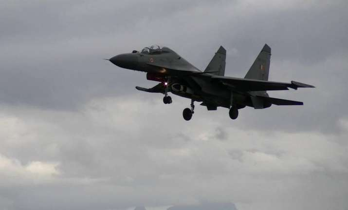 IAF carries out second test of Brahmos fired from Su-30