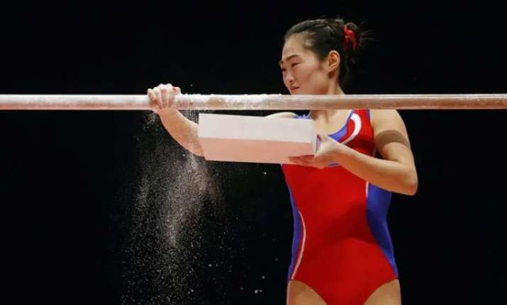 N.Korea mass gymnastics show suspended after Kim's criticism