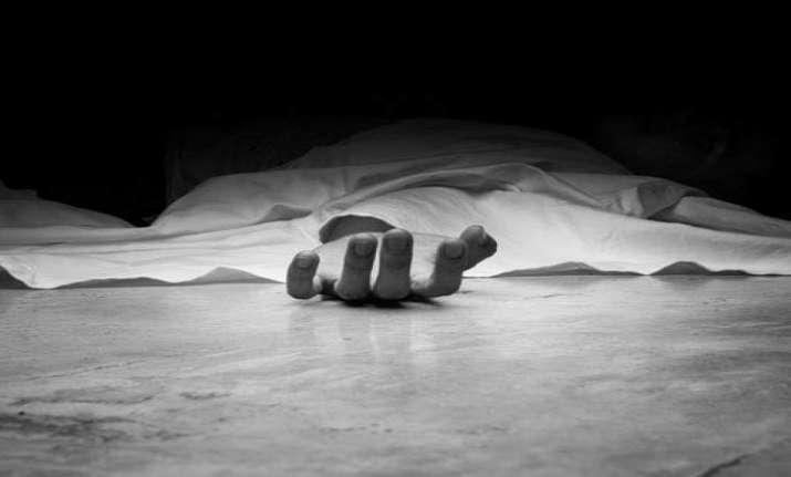 Representational image of the deadbody of the little girl