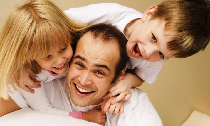 Fathers take note! This is how you should spend time with