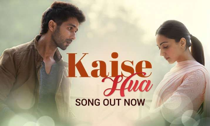 Kabir Singh Movie Song