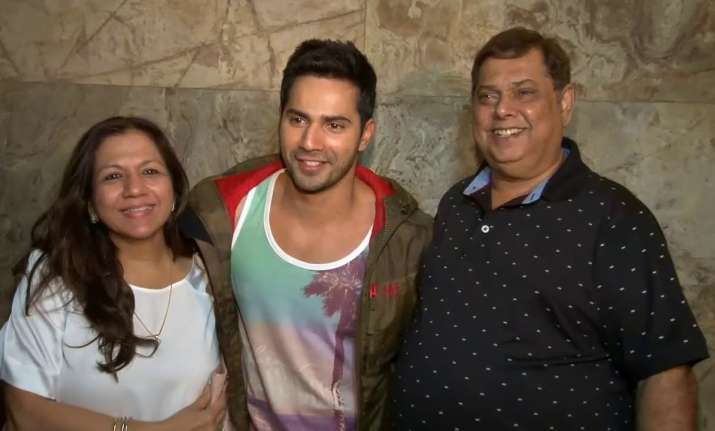 Varun Dhawan has the most adorable birthday wish for his
