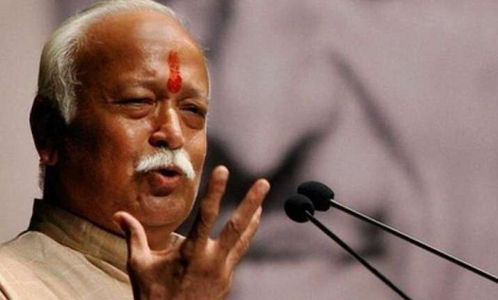 Elected representatives must not misuse power: Mohan Bhagwat