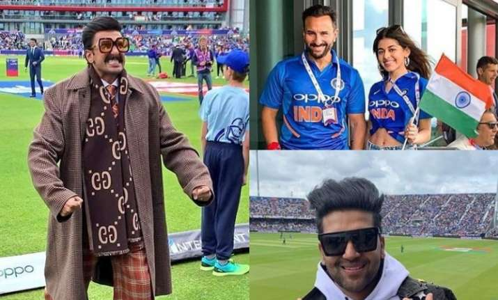4e8f6020c2 India vs Pakistan live score Ranveer Singh turns commentator; Saif ...