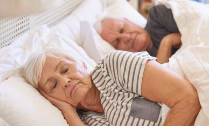 Image result for Poor sleep linked to reduced memory in older adults