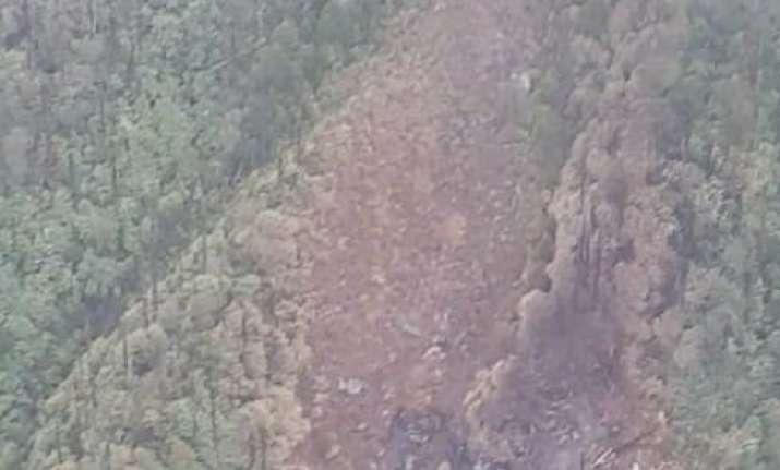 Wreckage of missing IAF AN-32 found in Arunachal Pradesh,