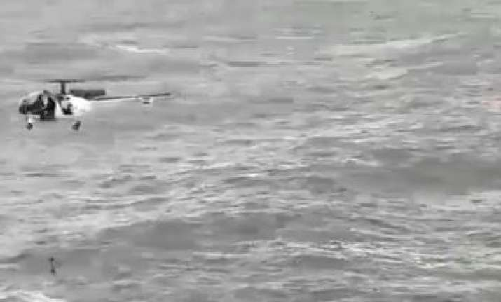 Coast Guard rescues Indian Army officer from drowning off