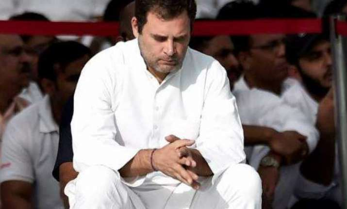 Rahul Gandhi appears in front of Patna court, accuses Modi