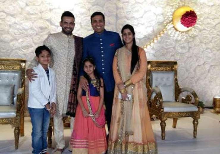 Irfan Pathan Wedding Reception Pics | Cricket News – India TV