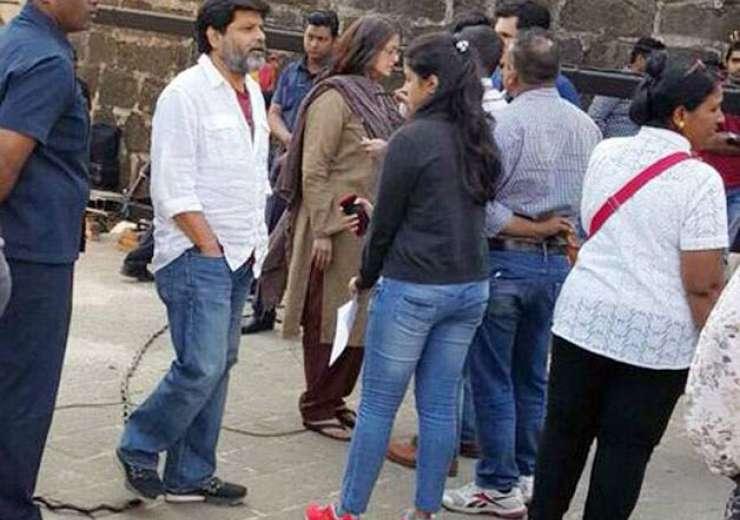 aishwarya rai on the sets of sarabjit - India Tv