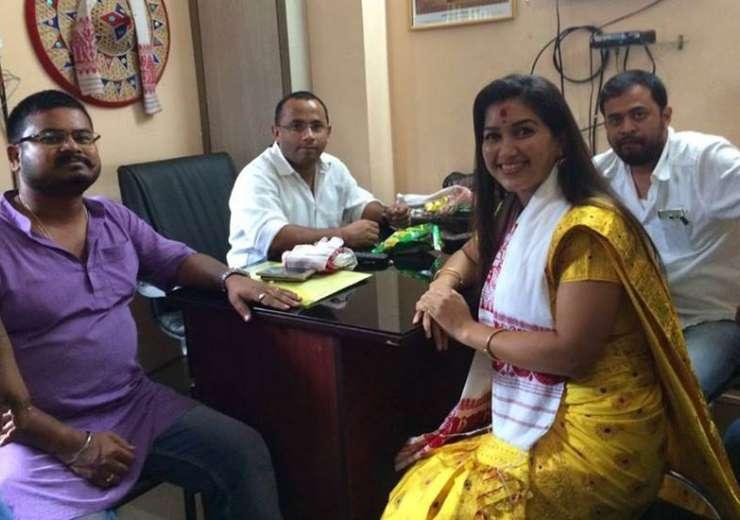 Angoorlata Deka - India Tv
