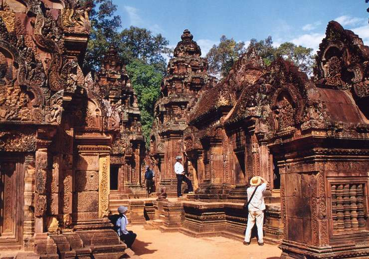 Banteay Srei - India Tv