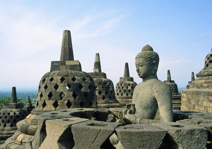 Borobudur - India Tv