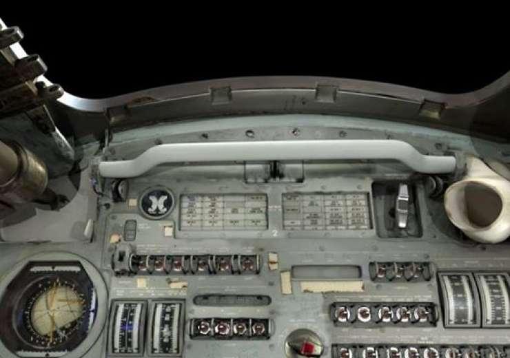 apollo capsule interior - 740×520