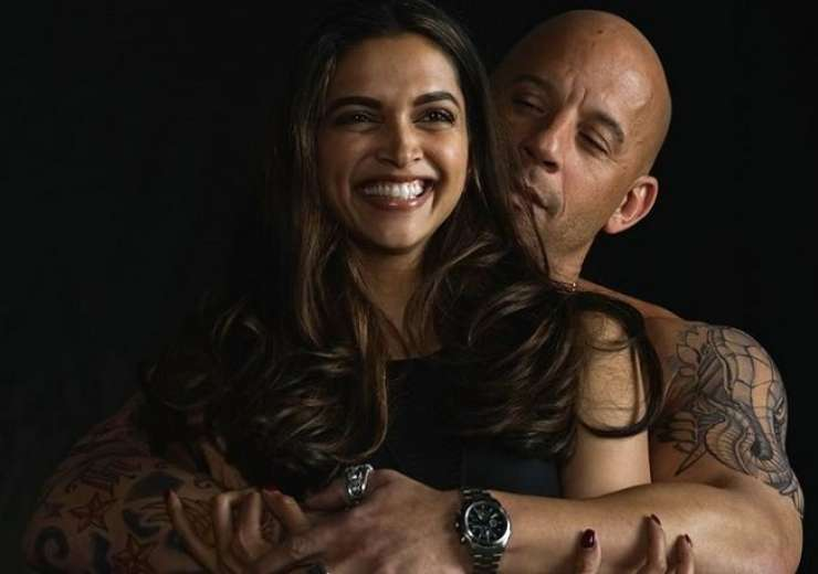 Deepika said that if she woke up as Vin Diesel she would head to India. - India Tv