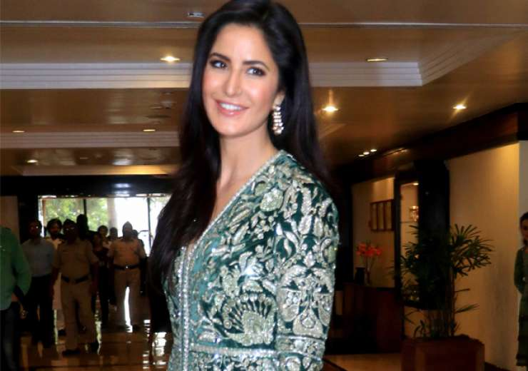 Katrina was trolled when it was announced that she will receive the award. - India Tv