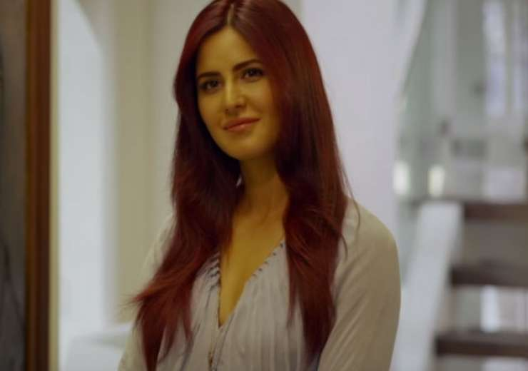 Katrina said that she is not a born actress but tries hard. - India Tv