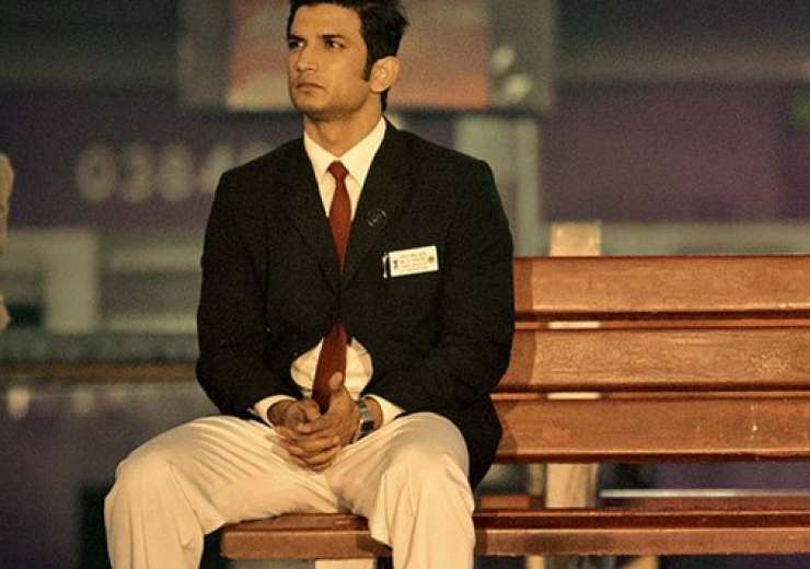 Sushant trained rigorously to get into the skin of the character - India Tv