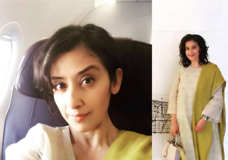 The actress slays the traditional look with a bang. - India Tv