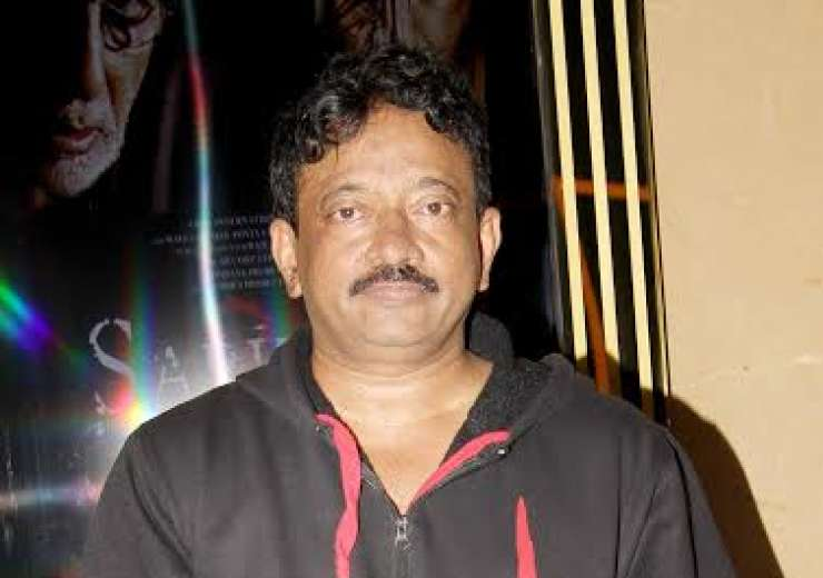 Ram Gopal Varma kept it casual at the premiere - India Tv