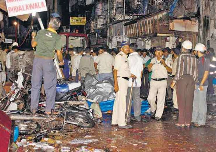 1993 Mumbai serial blasts - India Tv