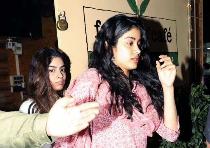 Janhvi Kapoor - India Tv