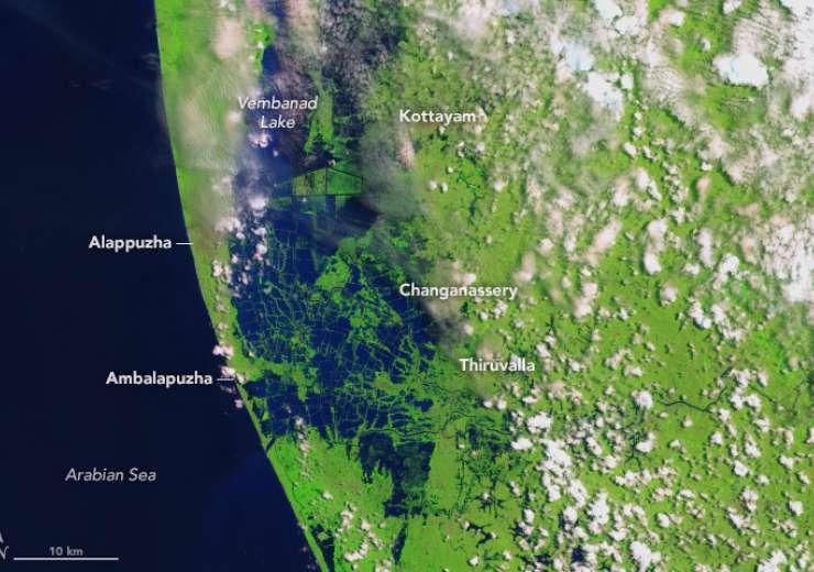 NASA, Kerala flood - India Tv