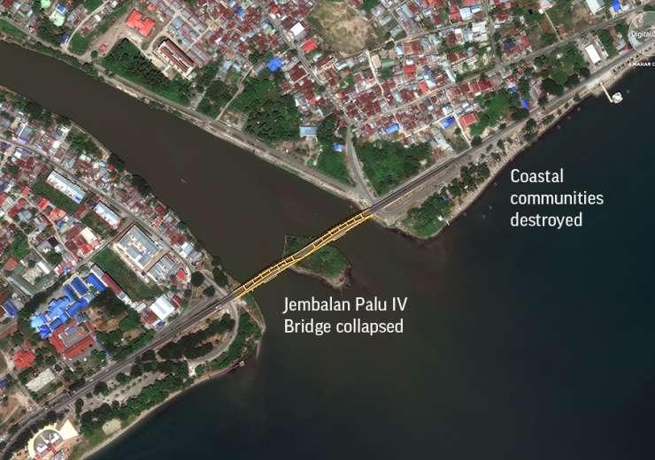 Indonesia tsunami - India Tv