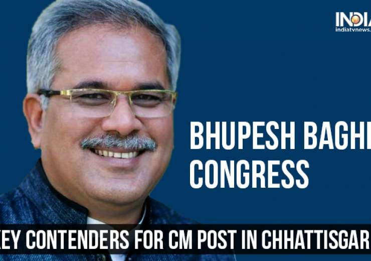 Bhupesh Baghel, Chattisgarh polls, - India Tv