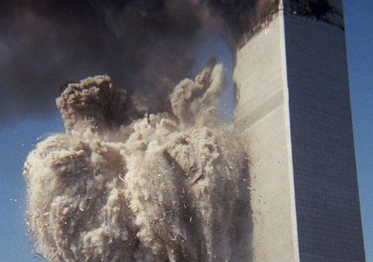 World Trade Centre  collapses  on September 11, 2001 - India Tv