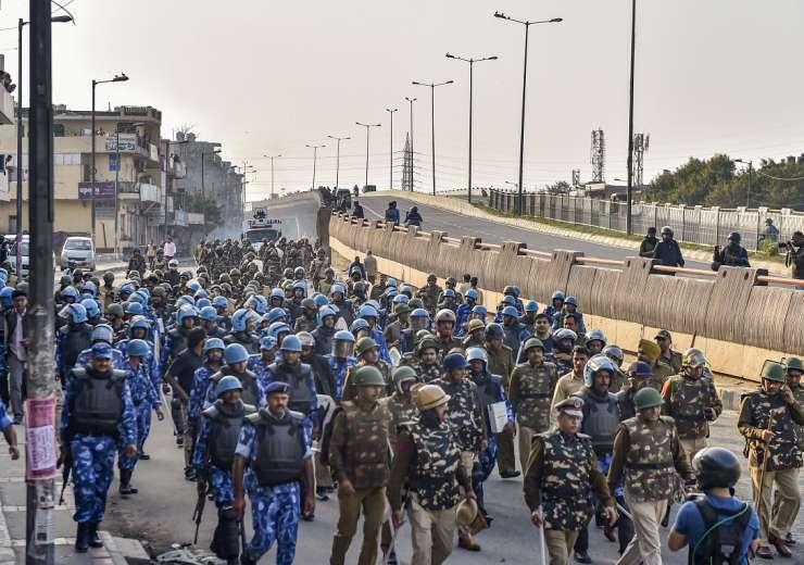 North east delhi violence news photos - India Tv