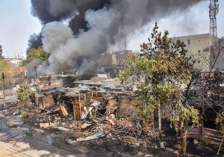 North east delhi violence protest escalates latest news india capital riots in delhi - India Tv