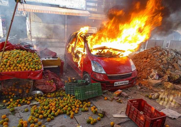 Delhi violence latest news - India Tv