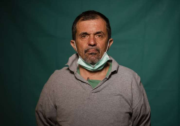 Doctor Sebastiano Petracca, 48, head physician of the ICU at the Rome's COVID 3 Spoke Casalpalocco C - India Tv
