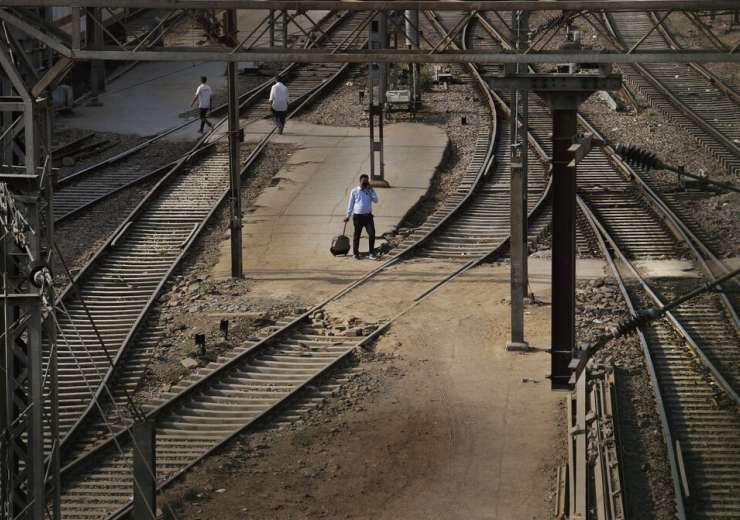 Indian railways coronavirus lockdown photos trains irctc - India Tv