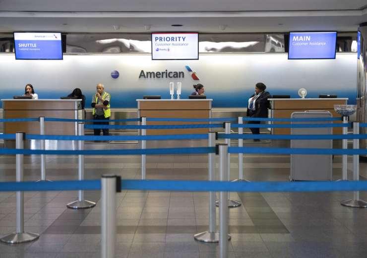 Virus Outbreak New York Flight Disruption - India Tv