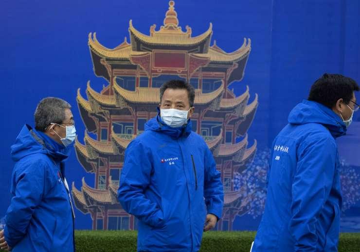 Coronavirus outbreak china photos - India Tv