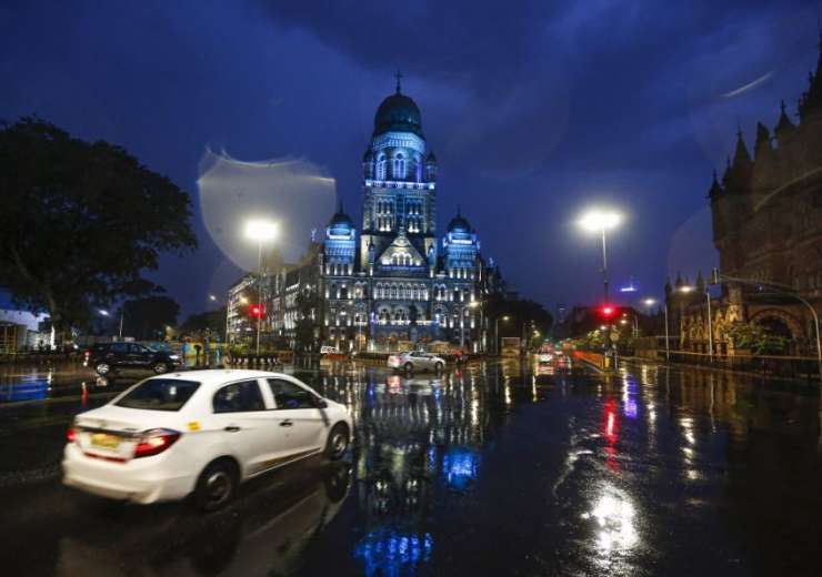 Cyclone Nisarga landfall alibaug - India Tv