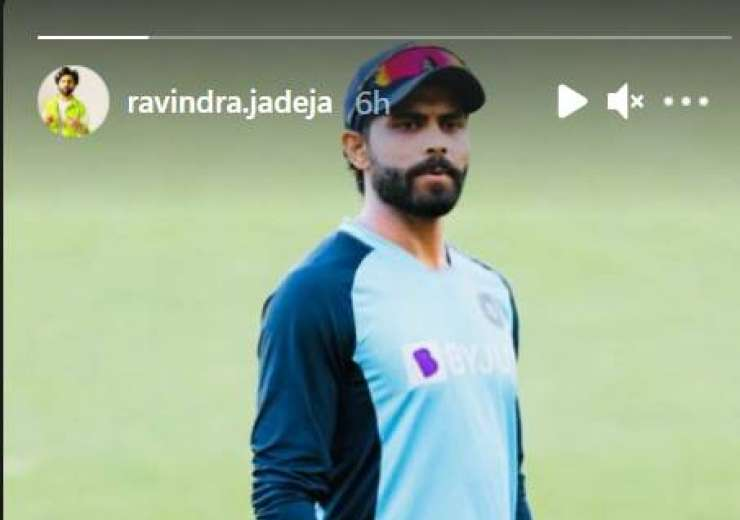 Ravindra Jadeja - India Tv