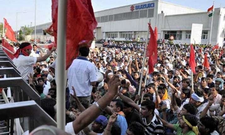 147 maruti workers to face murder trial for violence at