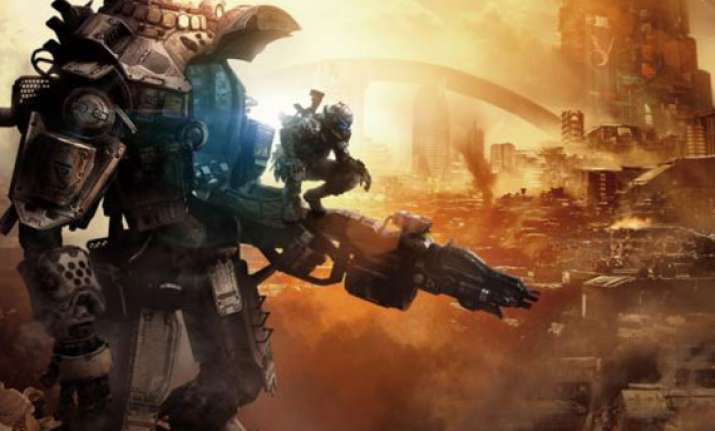 titanfall a beauty and beast of a game