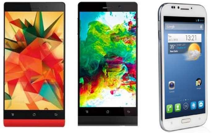 10 best karbonn smartphones may 2014