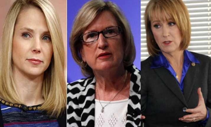 23 female ceos running fortune 500 companies
