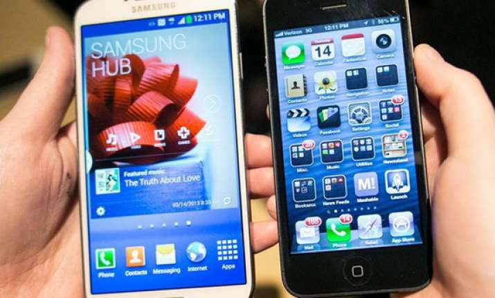 10 things that samsung galaxy s4 can do but the iphone 5
