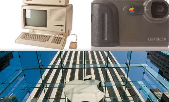 a photographic history of apple products in pictures