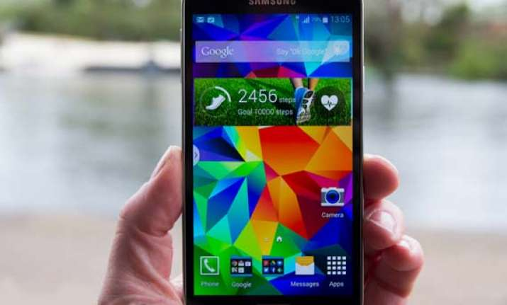 samsung galaxy s5 first impressions