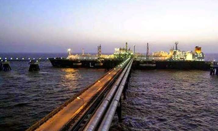 ap govt gives nod to lng terminal at gangavaram port