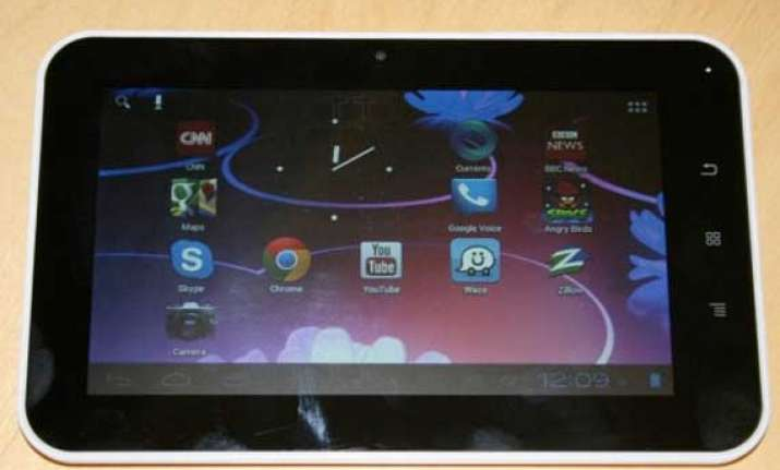 a closer look at aakash 2 tablet